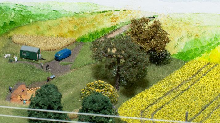 Detail vom Modul von Jan Tappenbeck