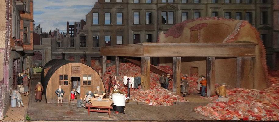 Hochklassig: Hinterlassenschaften Hamburg '46 von Christian Labuch