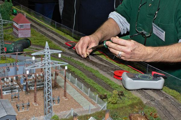 Modelleisenbahnfreunde Hamburg Walddörfer