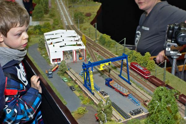 TT-Anlage des Modulstammtisch Hamburg - Schleswig-Holstein