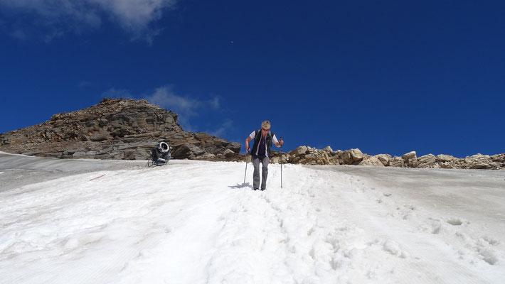 zum Mölltaler Gletscher