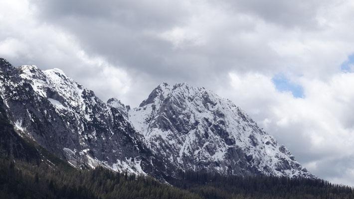 der Reißkofel (2.373 m)