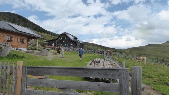 Millstätter Hütte 1.880 m