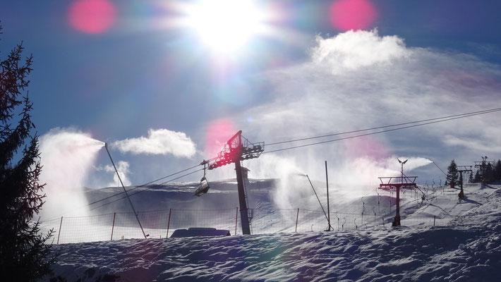 Bilder vom Skigebiet Nassfeld