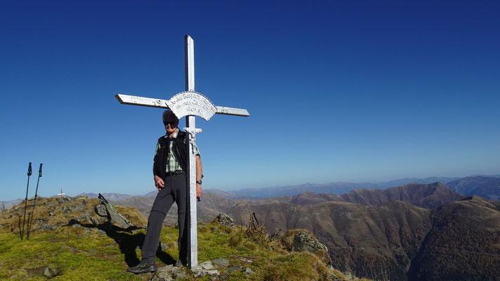 Gipfel Hochtristen 2.536 m