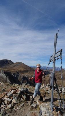 Gipfel Pfannock 2.254 m