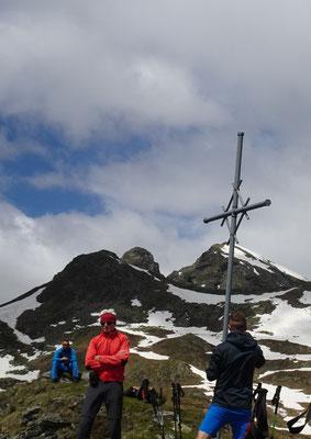 Gipfel Schwarzstein