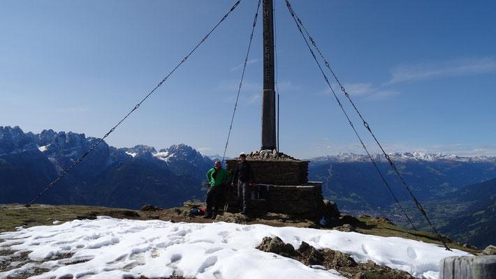 Gipfel Ederplan 2.062m