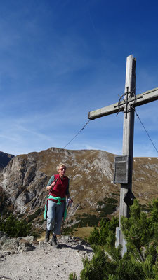 Gipfel Arkerkopf 1.970 m