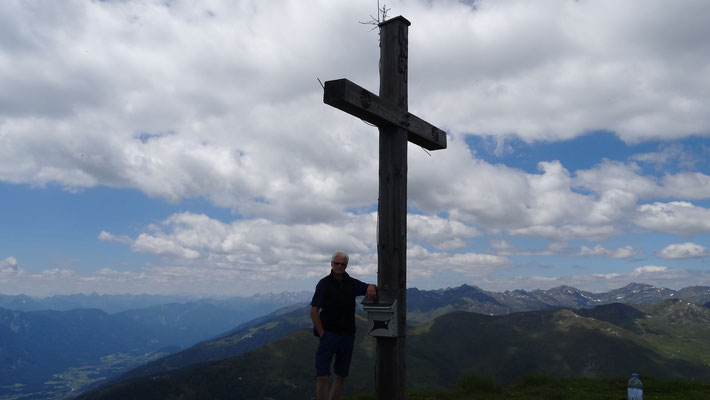 Gipfel Stagor 2.289 m