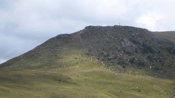 Gipfel Kampelnock