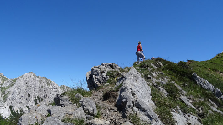 am Auerenig Höhenweg