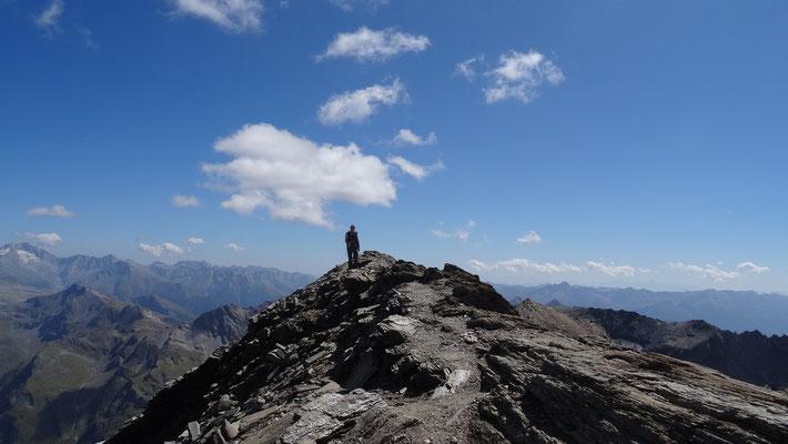 weiter zum nächsten Gipfel