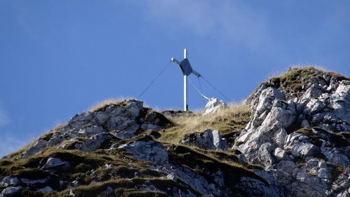 """Gipfelkreuz """"kleiner Reißkofel"""""""