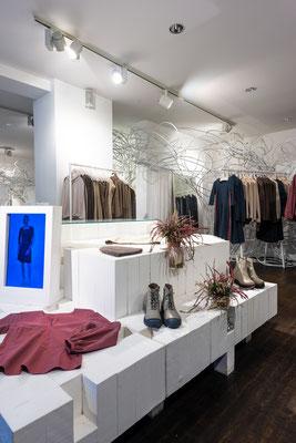 Showroom Atelier Nix Design Berliner Fashion Label