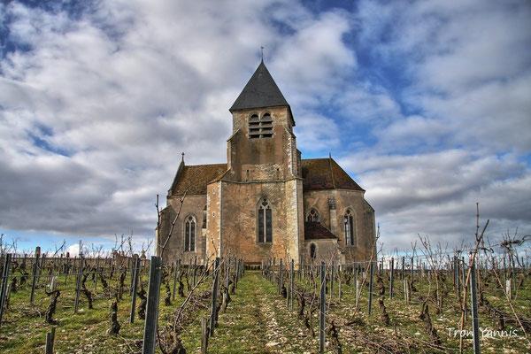 Eglise Sainte-Claire de Préhy