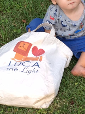 ABC Animals カスタムトートバッグ   customized tote bag