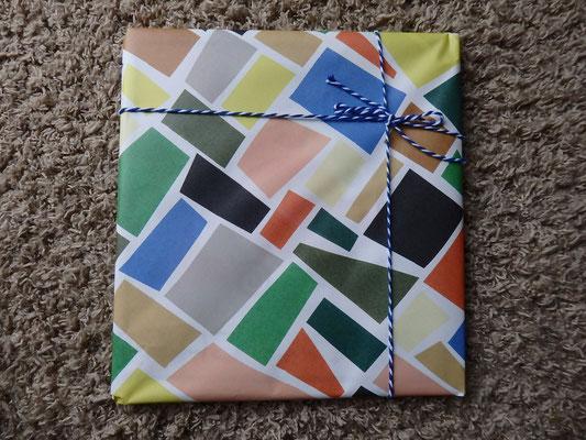 よもぎBOOKS様 包装紙 Wrapping paper for Yomogi BOOKS