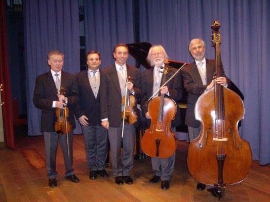 FAH mit dem Johann-Strauß-Ensemble des BR 2009