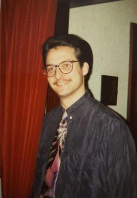 Als Student in den 80ern