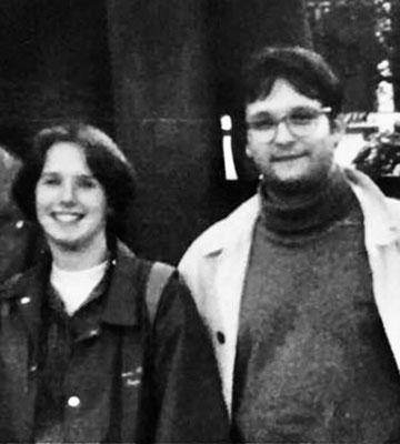 FAH mit Alexandra Oktober in Berlin 1994