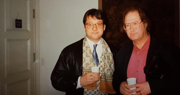 FAH mit Prof. Jürgen Ulrich in Detmold 1994