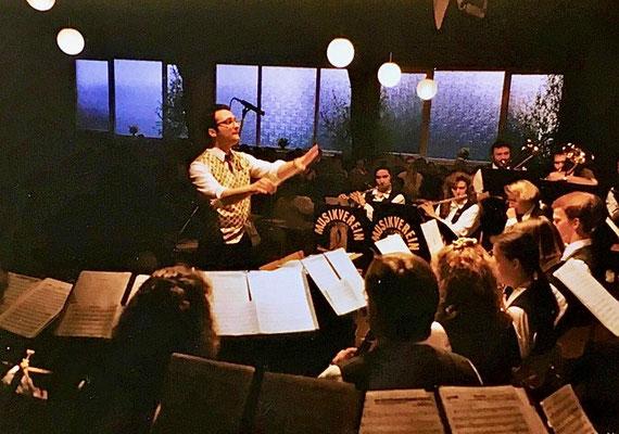 Frühlingskonzert in Borgentreich April 1994