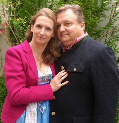 FAH mit Alexandra beim Oktoberfest 2019