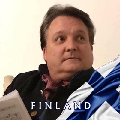 Säveltäjä saksalainen joka rakastaa Suomea