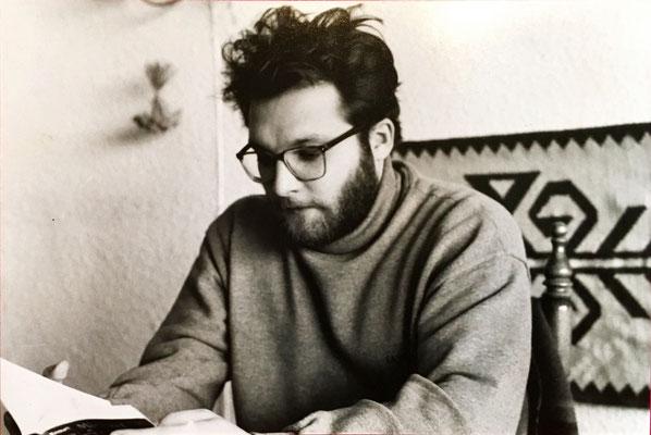 "FAH komponiert das ""Piano Concerto"" (w 148) in Port Barcarès in Frankreich 1993"