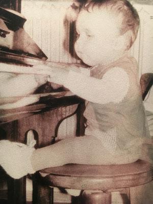 Dezember 1966... elf Monate alt!