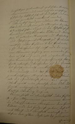 Archiv des Evangelischen Kirchenkreises Wittgenstein, Acta spezialia: 144 Fischelbach (Attest G. Kühne, Seite 4)