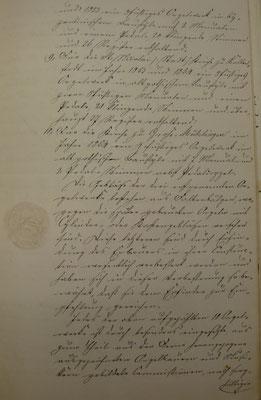 Archiv des Evangelischen Kirchenkreises Wittgenstein, Acta spezialia: 144 Fischelbach (Attest G. Kühne, Seite 3)