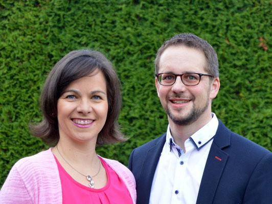 Steffi und Gabriel Isenberg (Foto: Gabriel Isenberg, 2019)