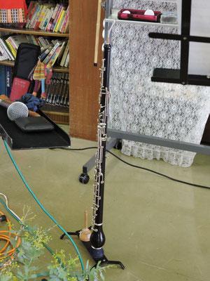 MINAMIさんの演奏するイングリッシュホルン