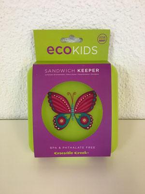 """Sandwichbox """"Schmetterling"""", Fr. 10.--"""
