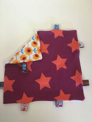 Orange Sterne 2