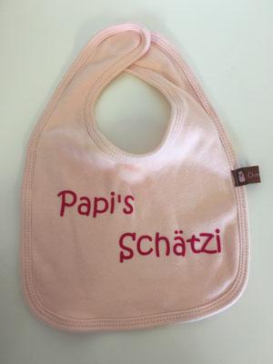 """Rosa """"Papi's Schätzi"""""""