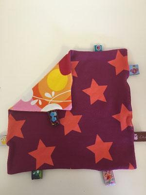 Orange Sternen