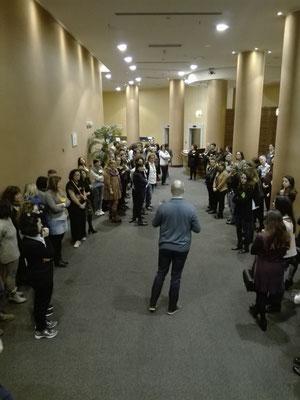 Formazione RdC - Roma, marzo 2019