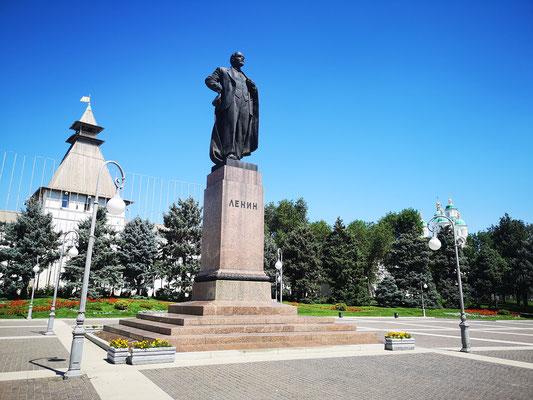 Lenin darf auch hier nicht fehlen