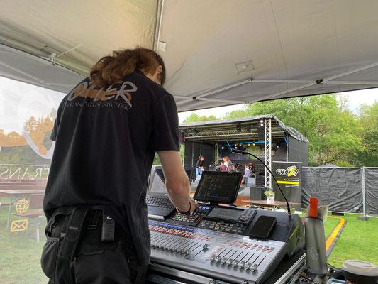 Tontechnik und Beschallung