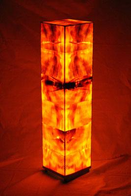 Große Lampe