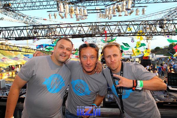 sunshine live DJ Team
