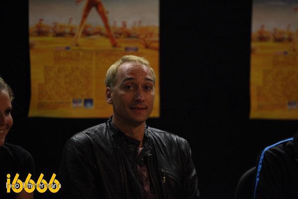 Paul van Dyk (NO-Pressekonferenz)