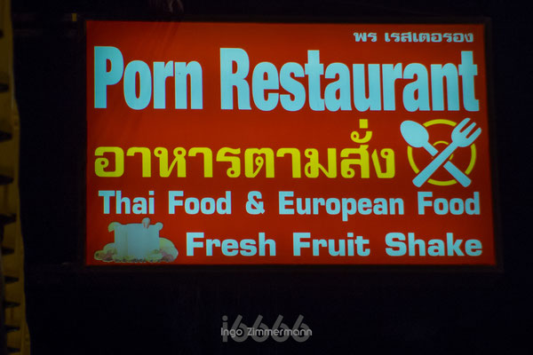 PORN Restaurant