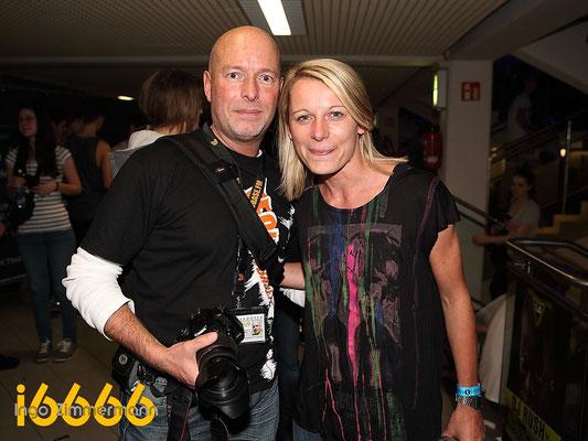 Klaudia Gawlas & me