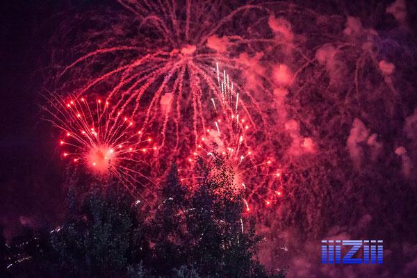 Feuerwerk der Nature One