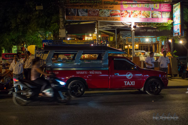 TuckTuck - Taxi