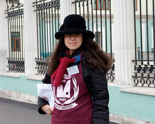 Конкурс-пленэр «Старая Москва». 13.10.2018